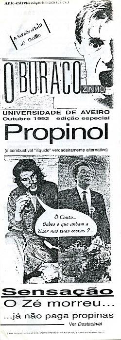 O Buracozinho – Outubro de 1992