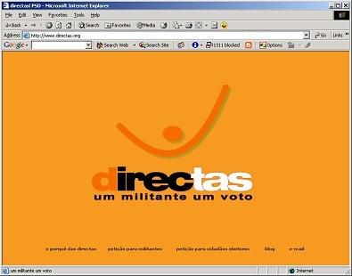 directas.org - um militante um voto