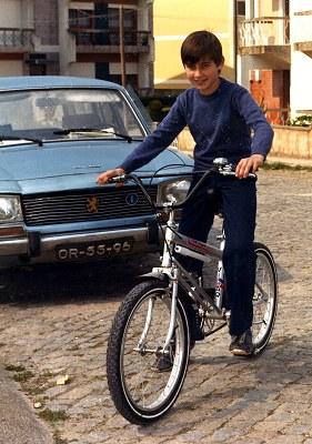 1982 - A minha bicicleta TipTop/BMX