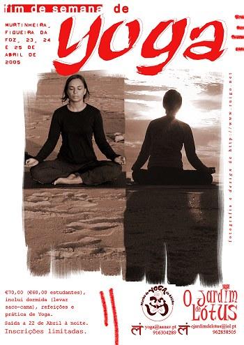 Fim-de-semana de Yoga
