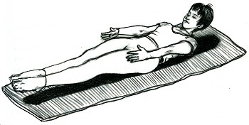 Postura de Estiramiento